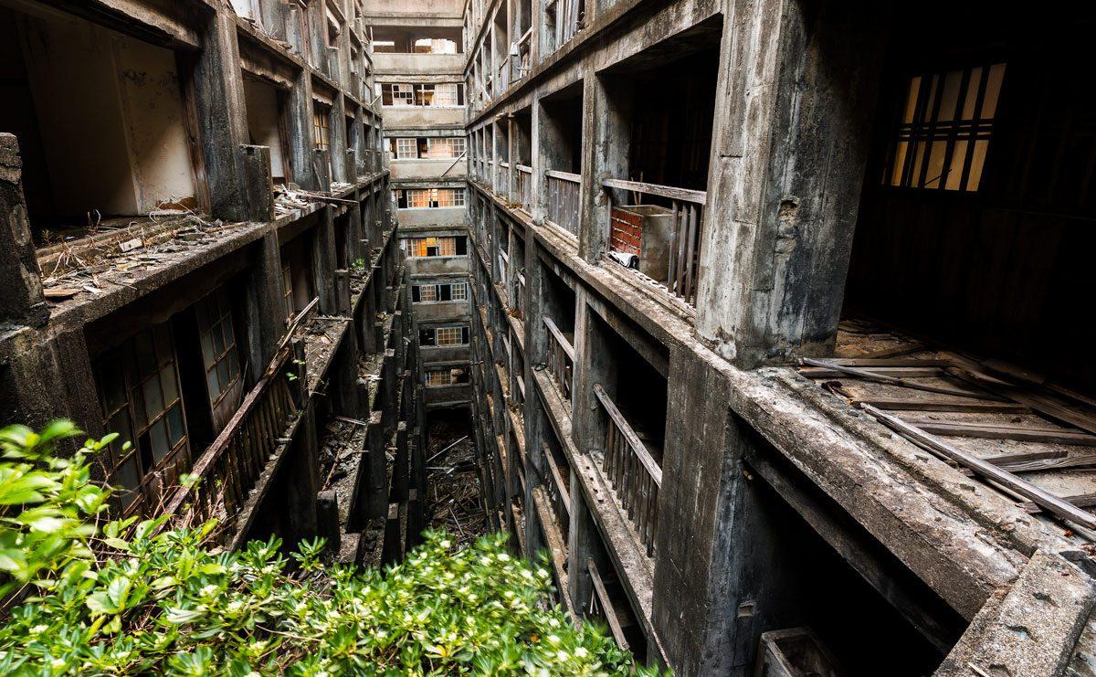 Wisata Horror di Jepang