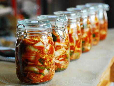 Manfaat Makanan Kimchi Bagi Tubuh Kita