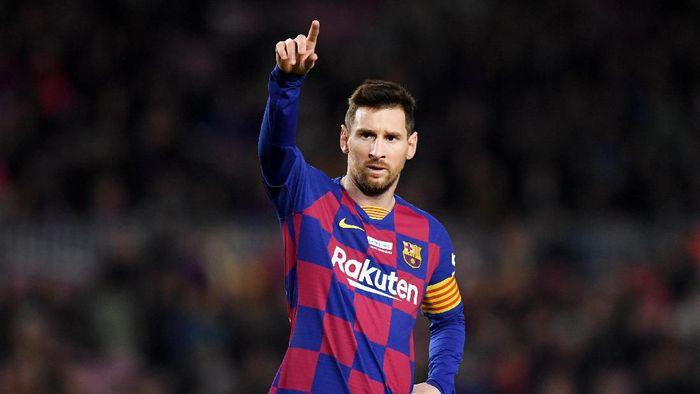 Berikut Fakta Mengenai Sosok Lionel Messi