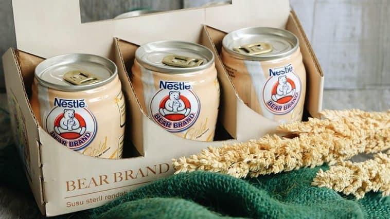 Jenis Dan Manfaat Susu Bear Brand