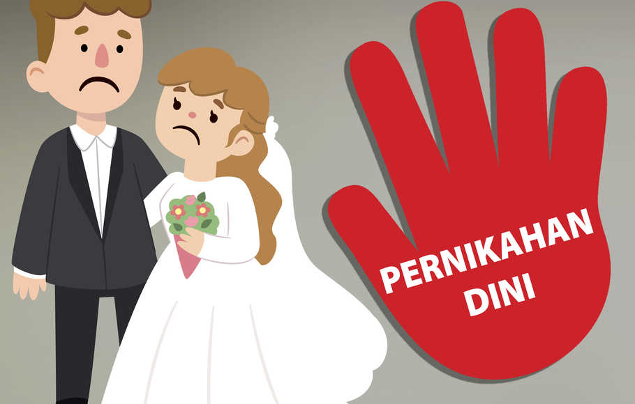Pernikahan Dini Menjadi Trend Di Kalangan Anak Muda