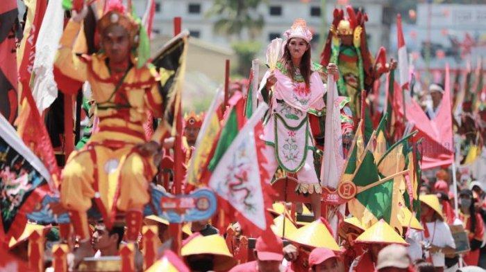 Tradisi Tatung di Singkawang Sejak 1737